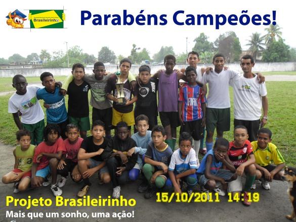 Equipe do Projeto Brasileirinho.