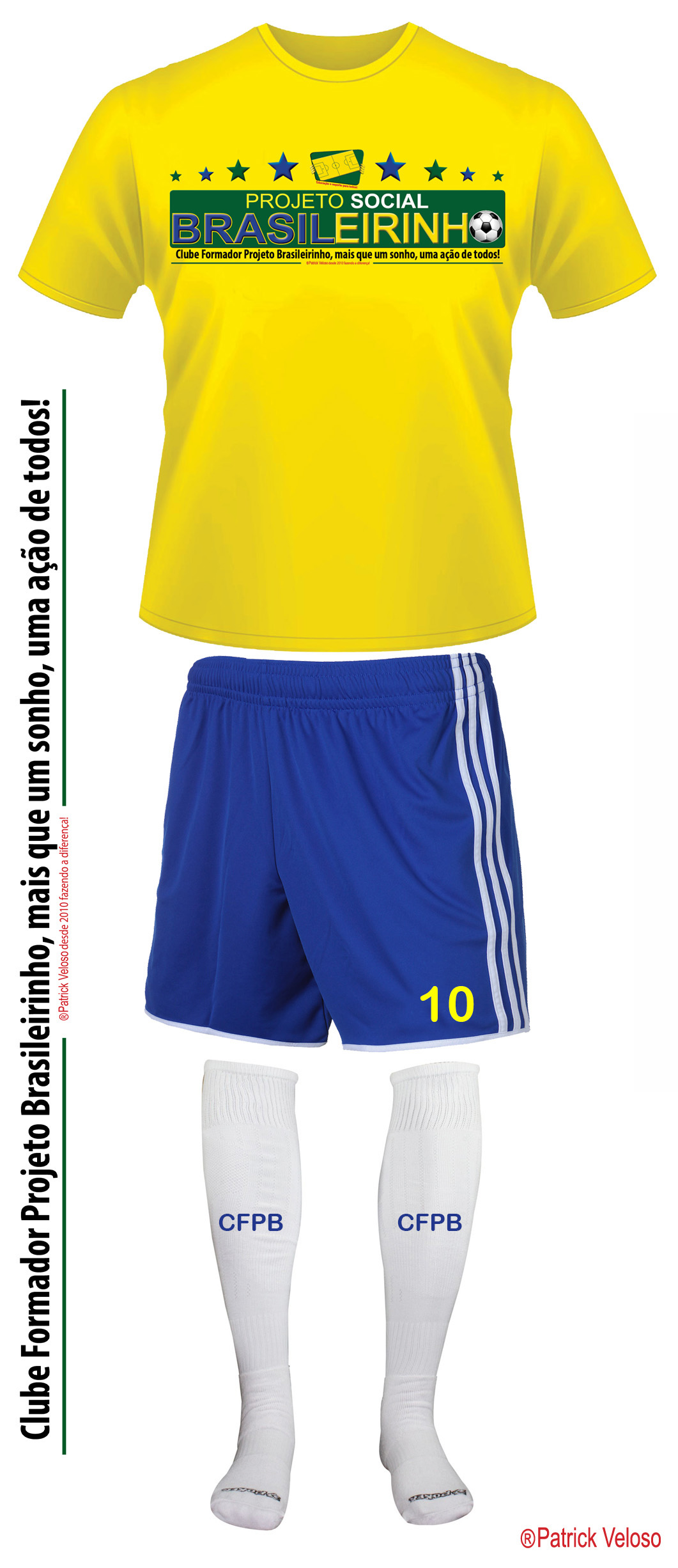 Uniforme do CFPB
