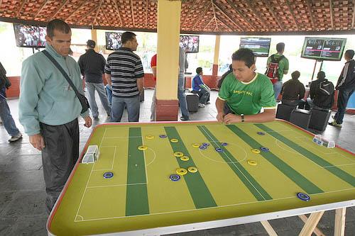 NIke cup jogo SOS x Projeto Carioca