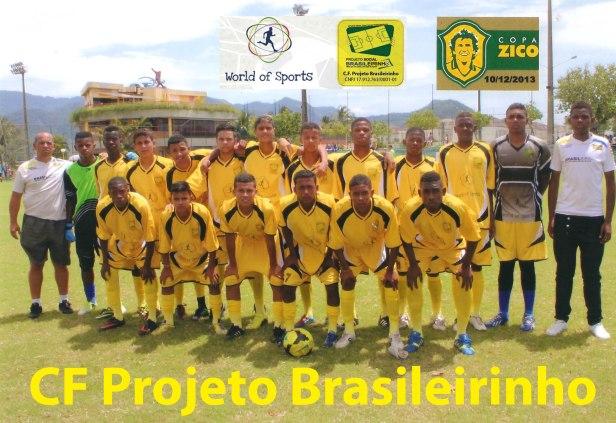 Copa Zico 2013 de verão
