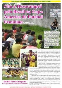 Jornal Informativo Projeto Brasileirinho Edição Setembro  edição 56  2014-Pagina 03