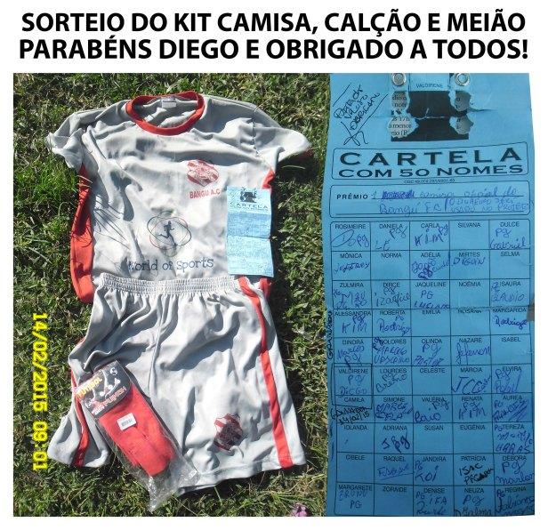 SORTEIO DO KIT_CAMISAS EM PROL DO PROJETO BRASILEIRINHO