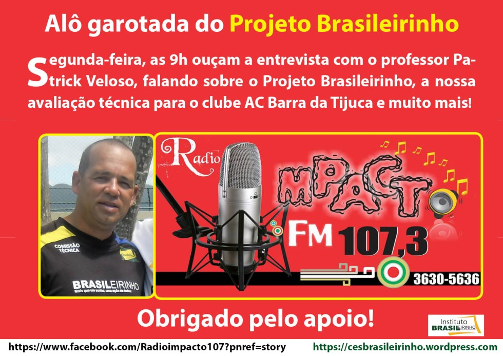 Banner Rádio fm107,3